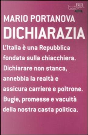 Dichiarazia by Mario Portanova