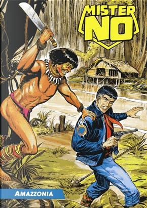 Mister No ristampa cronologica a colori n. 2 by Guido Nolitta