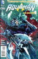 Aquaman Vol.7 #14 by Geoff Johns