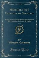 Mémoires de J. Casanova de Seingalt, Vol. 2 by Giacomo Casanova
