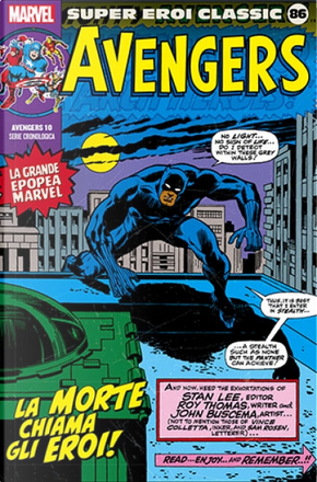 Super Eroi Classic vol. 86 by Roy Thomas