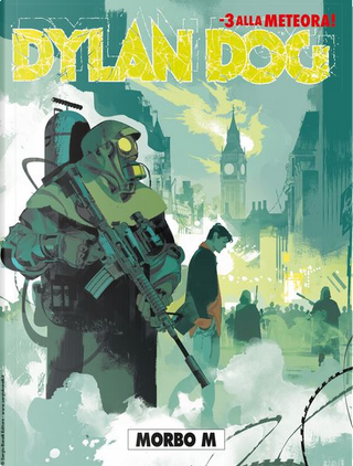 Dylan Dog n. 397 by Paola Barbato