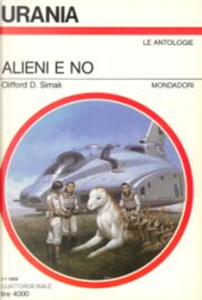 Alieni e no by Clifford Simak