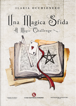 Una magica sfida by Ilaria Occhionero