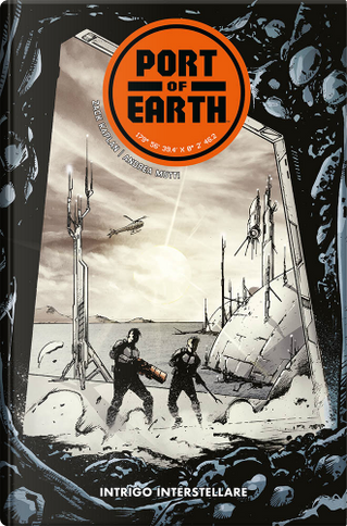 Port of Earth vol. 2 by Zack Kaplan