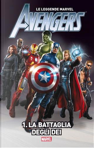Avengers - Le leggende Marvel vol. 1 by Alan Davis, Dan Jurgens, Gary Frank, Geoff Jones, Mike Grell, Steve Sadowski