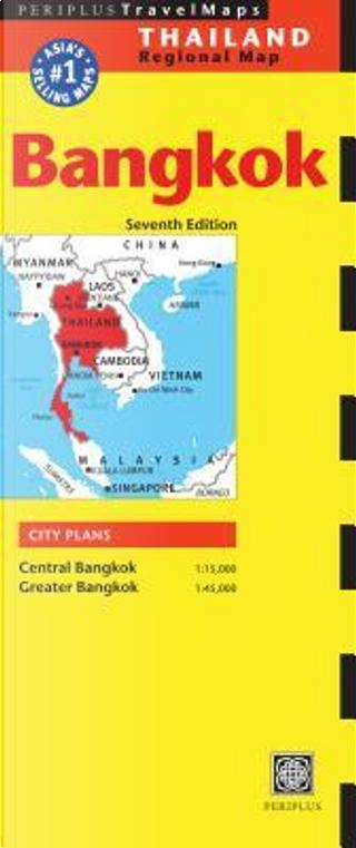 Periplus Travel Maps Bangkok by Periplus Editors