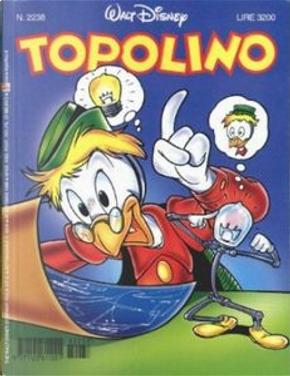 Topolino n. 2238 by Bruno Sarda, Diego Fasano, Fabio Celoni, Giampaolo Soldati, Lorenzo Chiavini, Rodolfo Cimino, Stefano Turconi, Tito Faraci