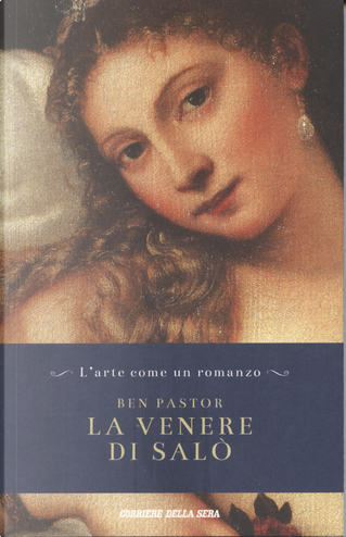 La Venere di Salò by Ben Pastor