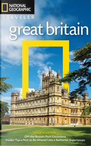 National Geographic Traveler Great Britain by Christopher Somerville