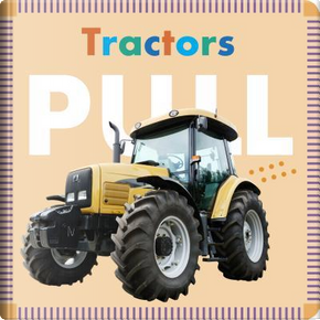 Tractors Pull by Rebecca Glaser