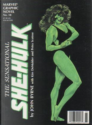The Sensational She Hulk by John Byrne
