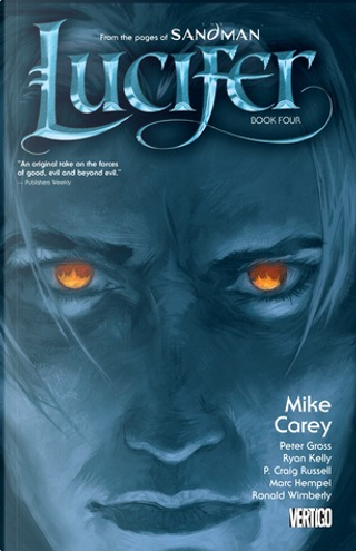 Lucifer, Book Four by Mike Carey
