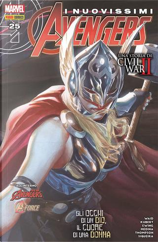 Avengers n. 74 by Al Ewing, Jen Van Meter, Kelly Thompson, Mark Waid