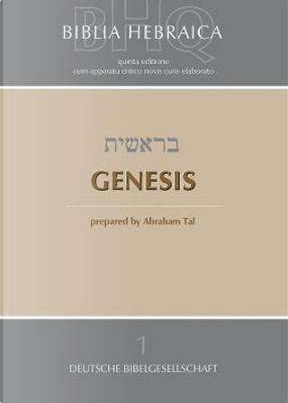 Genesis by Abraham Tal