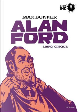Alan Ford. Libro cinque by Max Bunker