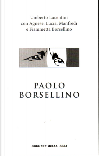 Paolo Borsellino by Umberto Lucentini