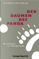 Der Daumen Des Panda by Stephen Jay Gould