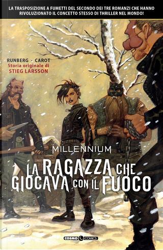 Millennium vol. 2 by Stieg Larsson, Sylvain Runberg