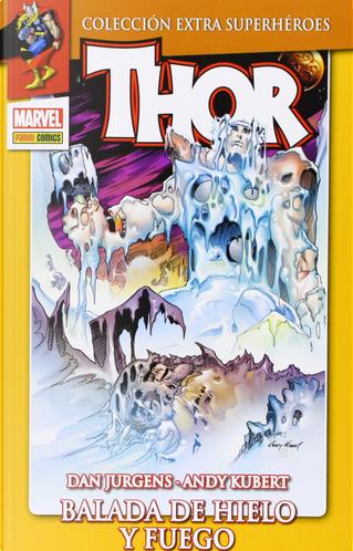 Thor #3: Balada de hielo y fuego by Dan Jurgens