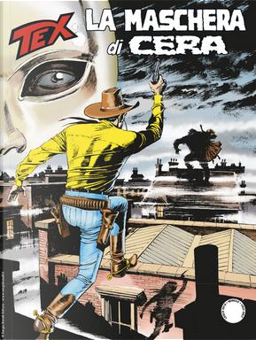 Tex n. 705 by Mauro Boselli