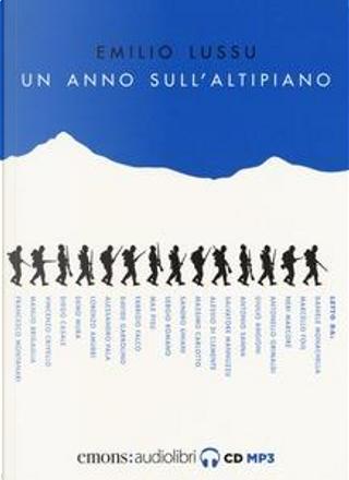 Un anno sull'altipiano by Emilio Lussu