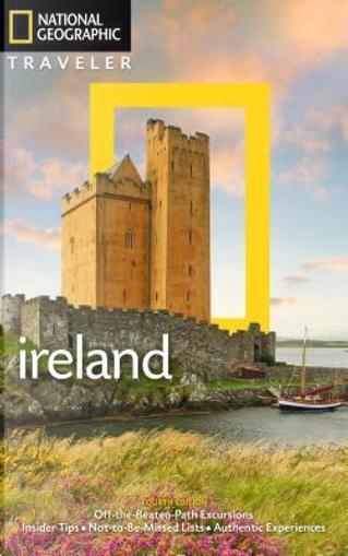 National Georgaphic Traveler Ireland by Christopher Somerville