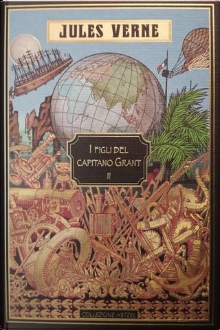 I figli del capitano Grant II: Australia by Jules Verne