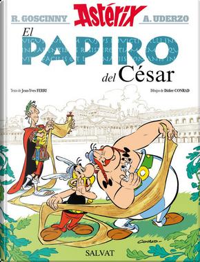Astérix: El papiro del César by Jean-Yves Ferri