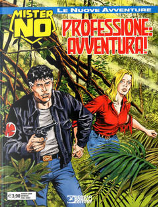 Mister No - Le nuove avventure n. 14 by Luigi Mignacco, Michele Masiero