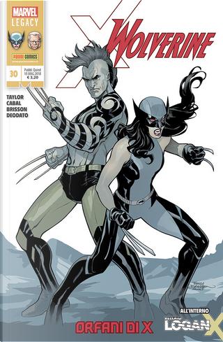 Wolverine n. 356 by Robbie Thompson