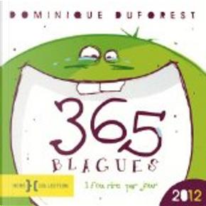 365 blagues 2012 by Dominique Duforest