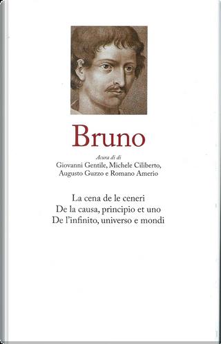 Giordano Bruno by Giordano Bruno
