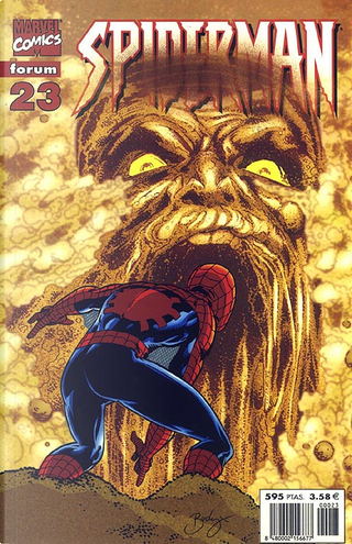 Spiderman Vol.3 #23 (de 31) by Howard Mackie, Paul Jenkins, Roger Stern
