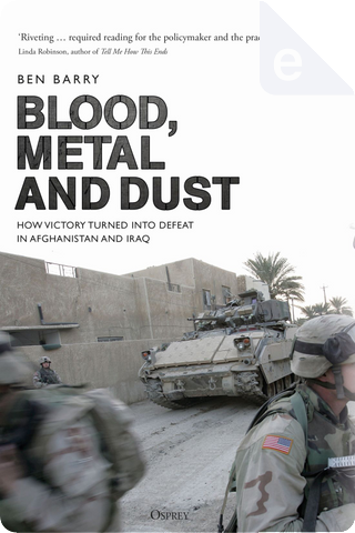 Blood, Metal and Dust by Ben Barry