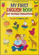 My first english book per tavole tematiche by Margherita Giromini