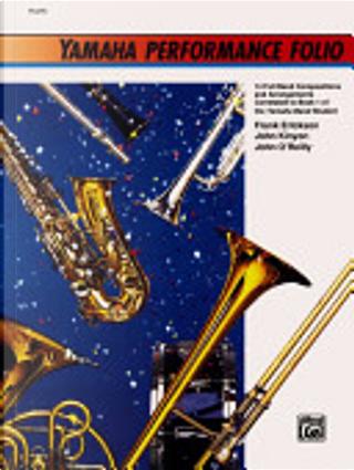 Yamaha Performance Folio by Frank Erickson