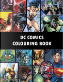 Dc Comics Colouring Book by J. Jackson