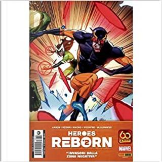 Heroes Reborn n. 2 by Jason Aaron