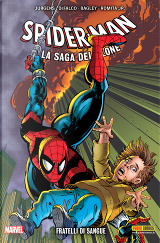 Spider-Man: La saga del clone vol. 9 by Dan Jurgens, John Romita Jr., Howard Mackie, Tom DeFalco, Todd DeZago