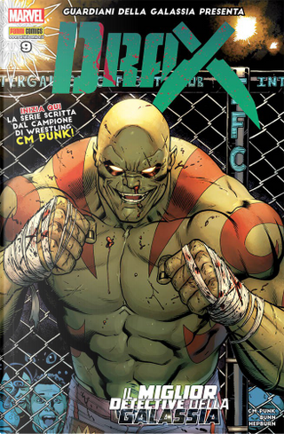 Drax #1 by Cullen Bunn, Phil Brooks