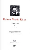Poesie by Rainer Maria Rilke