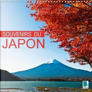 Souvenirs du Japon by Calvendo Verlag GmbH