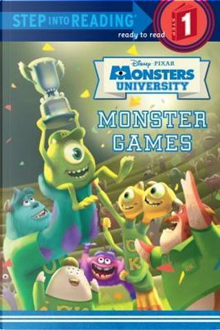 Monster Games by Melissa Lagonegro