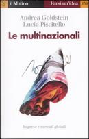 Le multinazionali by Andrea Goldstein, Lucia Piscitello