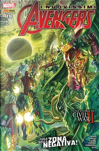 Avengers n. 68 by Al Ewing, James Robinson, Kelly Thompson, Mark Waid