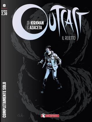 Outcast n. 8 by Robert Kirkman