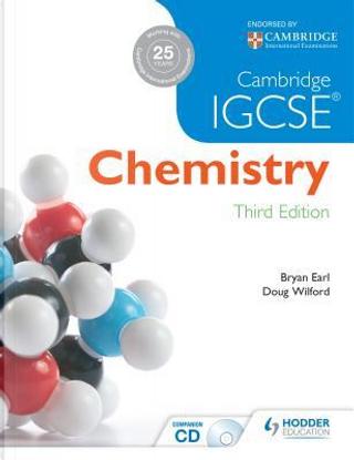 Cambridge IGCSE Chemistry. Per le Scuole superiori. Con CD-ROM by Bryan Earl