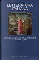 Letteratura italiana - Vol. 1