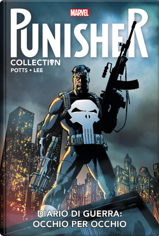 Punisher collection vol. 4 by Carl Potts, John Wellington